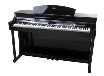 classic cantabile dp 60 digitalpiano im test. Black Bedroom Furniture Sets. Home Design Ideas