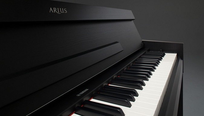 yamaha ydp s51b digitalpiano im test. Black Bedroom Furniture Sets. Home Design Ideas